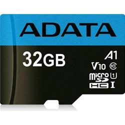 Image of ADATA TECHNO 32GB MICRO SDXC UHS-I CL10 A1 85MB/S - 25MB/S