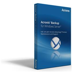 Image of ACRONIS ACR BACKUP 12.5 SRVR INCL. AAP BOX