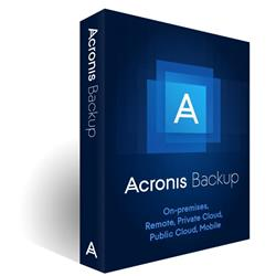 Image of ACRONIS ACR BAKUP 12.5 WORKST BOX INCL AAP