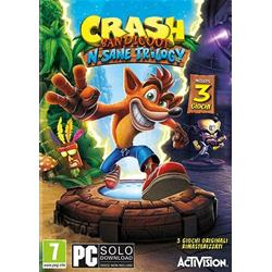 Image of ACTIVISION PC CRASH BANDICOOT