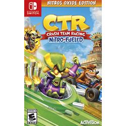 Image of ACTIVISION SWITCH CRASH TEAM RACING OXIDE IT