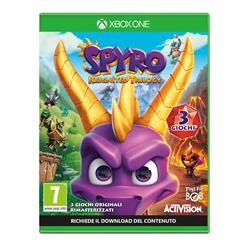 Image of ACTIVISION XONE SPYRO TRILOGY REIGNITED
