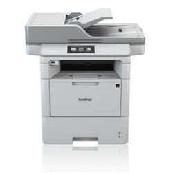 Image of Brother ha progettato un dispositivo resistente ed affidabile, che offre funzionalit? di stampa, copia, scansione, fax e una facile gestione della carta. La stampante MFC-L6800DW dispone di una serie di soluzioni di stampa di facile uso progettate per for