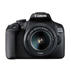 Image of CANON EOS 2000D EF-S 18-55 MM IS
