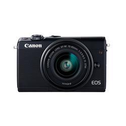 Image of CANON EOS M100 BLACK + EF-M 15-45 MM
