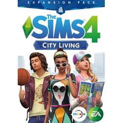 Image of ELECTRONIC ARTS PC THE SIMS 4 CITY LIVING (EP 3)
