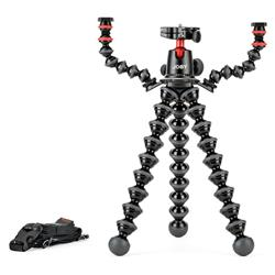 Image of JOBY KIT GORILLAPOD 5K RIG NERO