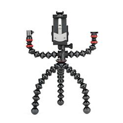 Image of JOBY KIT GORILLAPOD MOBILE RIG NERO
