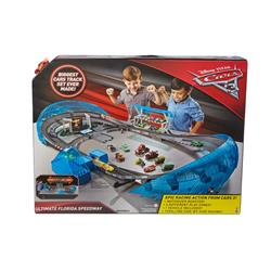Image of MATTEL CARS FLORIDA SPEEDWAY TRACKSET