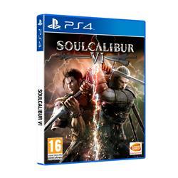 Image of NAMCO PS4 SOUL CALIBUR VI