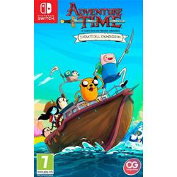 Image of NAMCO SWITCH ADVENTURE TIME PIRATES OF