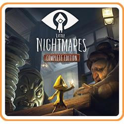 Image of NAMCO SWITCH LITTLE NIGHTMARES COMP
