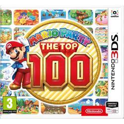 Image of NINTENDO 3DS MARIO PARTY TOP 100