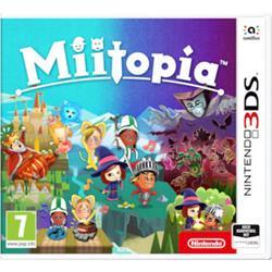 Image of NINTENDO 3DS MIITOPIA ITA