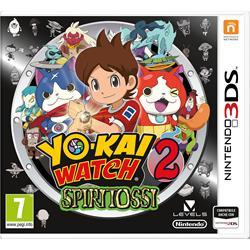 Image of NINTENDO 3DS YOKAI WATCH 2 SPIRITOSSI