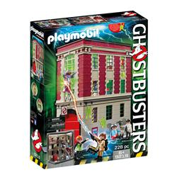 Image of PLAYMOBIL CASERMA DEI GHOSTBUSTERS