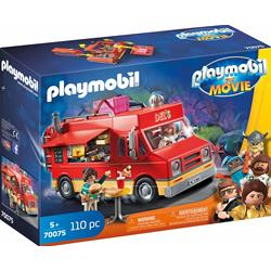 Image of PLAYMOBIL THE MOVIE FOOD TRUCK DI DEL