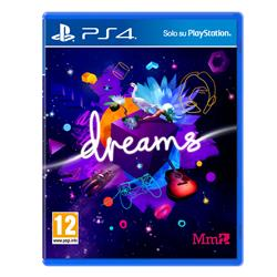 Image of SONY PS4 DREAMS