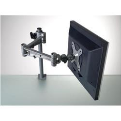 Image of TECNOSTYL BRACCIO PORTA MONITOR LCD SILVER