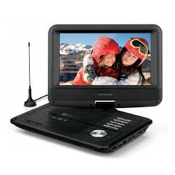 Image of TELESYSTEM DVD PORTATILE 9 TS5052 DVB-T2 HEVC