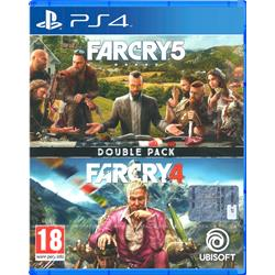 Image of UBISOFT PS4 COMPIL FAR CRY 4 + FAR CRY 5