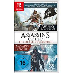 Image of UBISOFT SWITCH ASSASSIN S CREED REBEL COLL