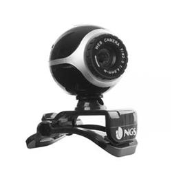 Image of NGS WEBCAM 300K + MICROFONO INCORPORATO ean 8436001305790