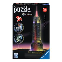 Image of RAVENSBURGER EMPIRE STATE NIGHT EDITION