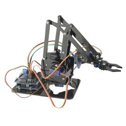 Image of EBOTICS ARM ROBOT ROBOTICS AND PROGRAMMING KIT + GAMEPAD