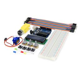 Image of EBOTICS BUILD & CODE BASIC ELECTRONIC AND PROGRAMMING KIT