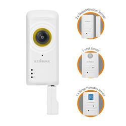 Image of EDIMAX KIT SMART HOME CONNECT per una casa smart protetta