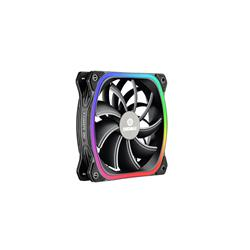 Image of ENERMAX VENTOLA QUADRATA CASE SQUA-RGB 3-PACK ventole ARGB + CTRL