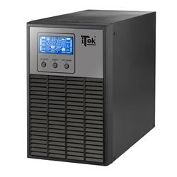 "Image of ""ITEK UPS WinPower 1000 - 1000VA/800W, ON LINE, 2 Batt,LCD,3*Shucko,AVR,RS23"""