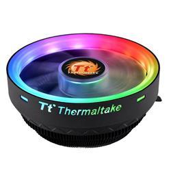 Image of THERMALTAKE THERMALTAK CPU COOLER UX100 1800rpm ARGB FAN 5V MB SYNC