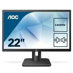 Image of AOC 21 5 LED 16:9 1920X1080 2MS