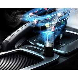 Image of · Rinfresca e pulisce l aria dentro la vettura· Rimuove fumo di sigaretta, smog, vapori, odori della stessa vettura· Assicura un bilanciamento ionico all interno della vettura· Gli ioni negativi uccidono batteri e virus·
