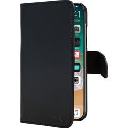 Image of · Cover per Apple iPhone X· Custodia protettiva Book Wallet· Il materiale ultraleggero garantisce un comfort di utilizzo ottimale· Dotato di scomparti aggiuntivi per carte di credito, biglietti da visita e banconote· Off