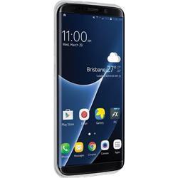 Image of · Cover per Samsung Galaxy S8· Materiale morbido e resistente agli urti, offre protezione da agenti esterni ed eventuali danneggiamenti· Collegamenti e tasti risultano raggiungibili senza problemi· Trasparente sul retroCaratter
