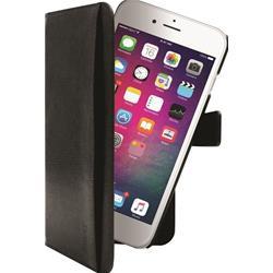 Image of · Cover per Apple iPhone 8 Plus· Custodia 2 in 1, dotata di tasca interna estraibile con semplicità e utilizzabile come borsa aggiuntiva· Design in vera pelle che risalta per l'eleganza· Il materiale ultraleggero garanti