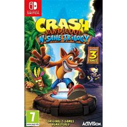 Image of ACTIVISION SWITCH CRASH BANDICOOT