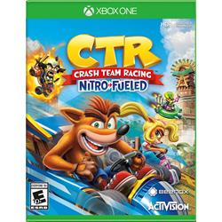Image of ACTIVISION XONE CRASH TEAM RACING NITRO-FUELED