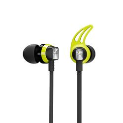 Image of SENNHEISER CX SPORT IN EAR WIRELESS NEROGIALLO