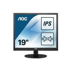 """Image of I960SRDA 48.3cm (19"""") LCD MONITOR La retroilluminazione a LED a risparmio energetico, gli elevati rapporti di contrasto e il tempo di risposta di 5 ms offrono immagini nitide e vivaci. Le funzionalità intelligenti, quali Eco Mode ed e-S"""