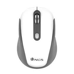 Image of NGS MOUSE HAZE WIR. BIANCO 800/1600DPI CON NANO RICEVITORE ean 843543060535