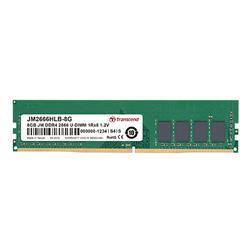 Image of TRANSCEND 8GB JM DDR4 2666 U-DIMM 1RX8