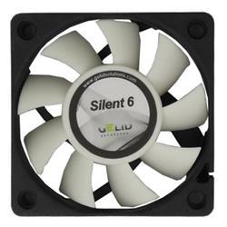 Image of ICPU-GE-SIL6 fornisce un ulteriore flusso d aria senza aumentare i livelli di rumore ed ad un prezzo accessibile. Ogni ventola è stata bilanciata singolarmente utilizzando le più moderne tecnologie per garantire un funzionamento costante. Ca