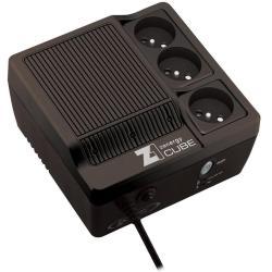 Image of ICUZ1600EX, con la sua tecnologia ad alta frequenza controllata da microprocessore, fornisce una protezione affidabile contro i disturbi e gli errori in una cosiddetta rete elettrica «convenzionale». È un UPS compatto a 3 prese e offre fino a 11 min. di t