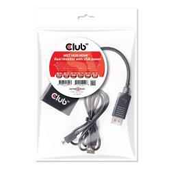 Image of MST HUB 1X DP - 2X HDMI