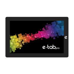 Image of E-tab Pro LTE E-tab Pro combina la produttività di un notebook e la mobilità di un tablet in un unico dispositivo dal raffinato design metallico ultra sottile, offrendoti più funzionalità a costi più bassi. E-tab Pro con