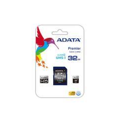 Image of ADATA SDHC 32GB UHS-I CL10 V10 100-20MB/S